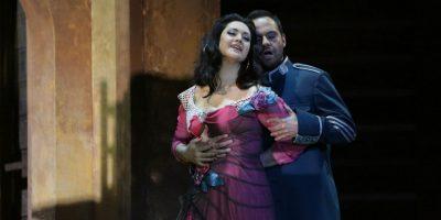 Опера «Кармен» Жоржа Бизе в Большом театре