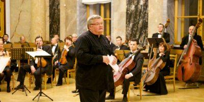 Концерт Симфонического оркестра Санкт-Петербурга и Сергея Стадлера (скрипка)