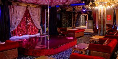 Серия вечеринок «Царские забавы» в кабаре Le rouge 18+
