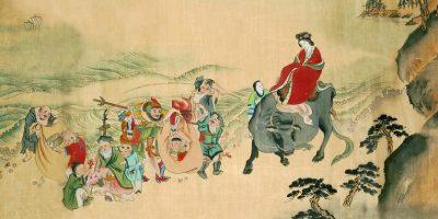 Выставка «Изобразительное искусство эпохи Эдо»