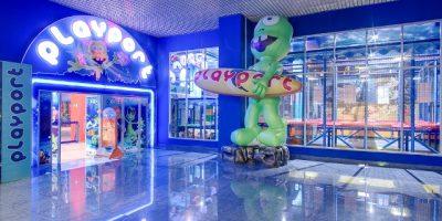 Скидка 50% на посещение развлекательного центра Playport