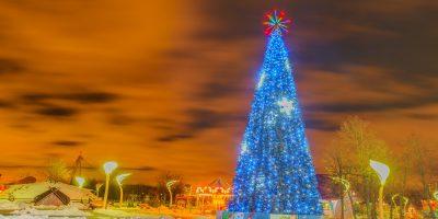 Развлекательная программа «Фабрика Рождества» в парке «Сказка»