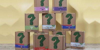 #MegaBox — набор с сюрпризами