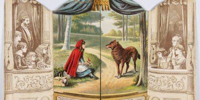 Выставка «Животные в сказках»