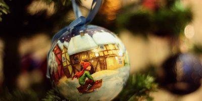 Рождественская ярмарка подарков в Центральном доме художника