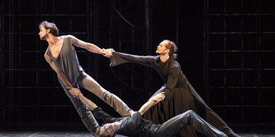 Спектакль «По ту сторону греха» в постановке Театра балета Бориса Эйфмана