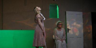 Спектакль «Стеклянный зверинец» в Театре Наций