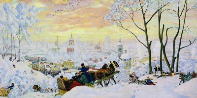 Выставка Бориса Кустодиева «Венец земного света»