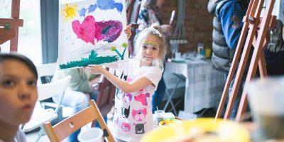 Благотворительный фестиваль «Искусство во благо»