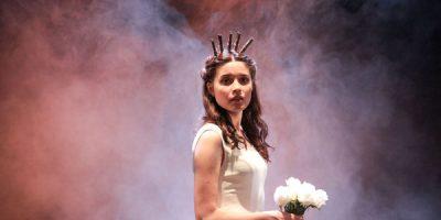 Спектакль «Турандот» в постановке театра «Мастерская» (Санкт-Петербург)
