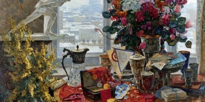Выставка произведений Анатолия Никича