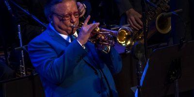 Концерт Артуро Сандовала