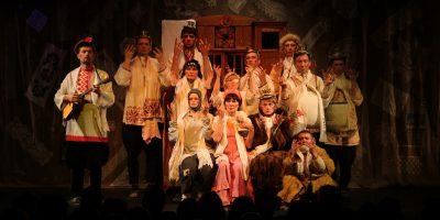 Спектакль «Женитьба» в постановке «Коляда-Театра»
