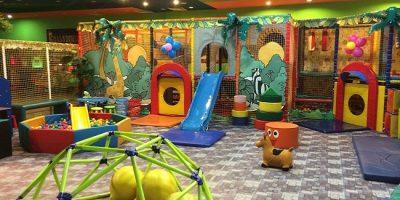 Посещение игровой площадки в сети детских центров «Забава» со скидкой до 50%