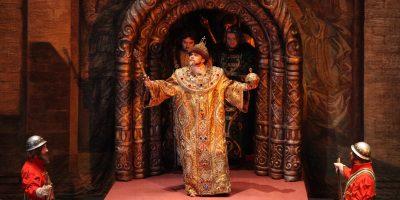 Опера «Борис Годунов» в Большом театре