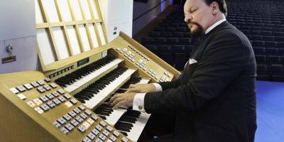 Концерт Калеви Кивиниеми (орган)