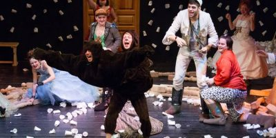 Спектакль «Вишневый сад» в постановке «Коляда-Театра»