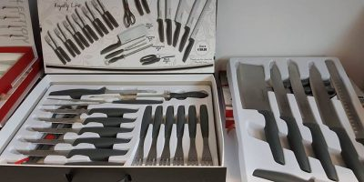 Наборы ножей Royalty Line и Royal Salute от интернет-магазина Parovarovkitchen.ru со скидкой до 77%