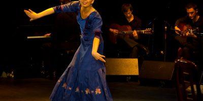 Фламенко-спектакль «Фрида»