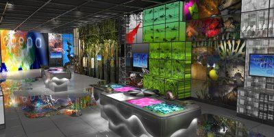 Интерактивный образовательный центр в Дарвиновском музее «Познай себя – познай мир»