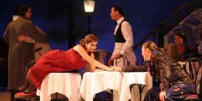 Опера «Богема» Джакомо Пуччини в Большом театре