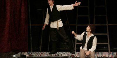 Спектакль «Бедность не порок» в Театре имени Евг. Вахтангова