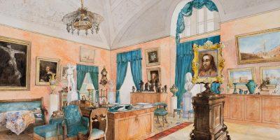 Выставка «Шедевры русской графики из коллекции Исторического музея»