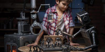 Детский курс «Робототехника» в пространстве Laba.Space