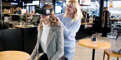 Проект «Путь топлива» в формате виртуальной  реальности