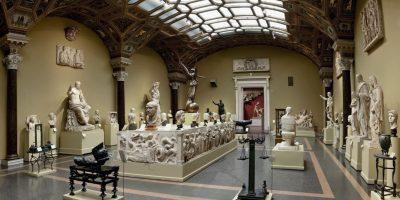 Постоянная экспозиция Музея изобразительных искусств имени Пушкина «Искусство древнего мира»