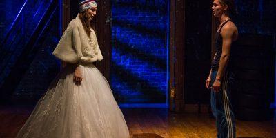 Спектакль «Змея золотая» в постановке «Коляда-театра»