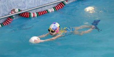Плавание для детей в клубе «Эйс»