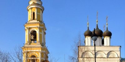 Пешеходно-автобусная экскурсия «Святые покровители Первопрестольной» со скидкой до 41%