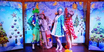 «Волшебный декабрь» в ТРЦ «Гагаринский»