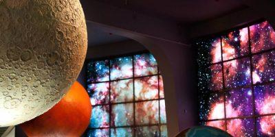 Экспозиция музея  «Урания»