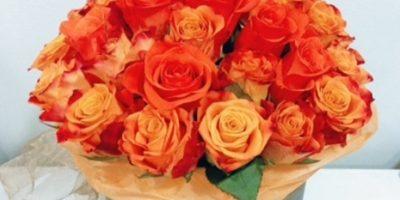 Розы и другие цветы от компании Mary J Mall Flowers со скидкой до 67%