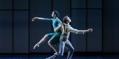 Спектакль «Up & Down» в постановке Театра балета Бориса Эйфмана