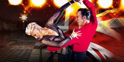 Танцевальное шоу «Звездный дуэт — Легенды Танца»