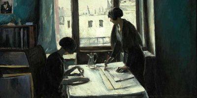 Выставка «Константин Истомин. Мастерская художника»