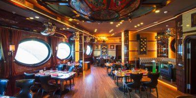 День рождения ресторана «Лодка»