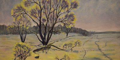 Осенне-зимняя выставка живописи