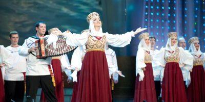 Фестиваль «Танцуй и пой, моя Россия!»