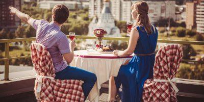 Романтическое свидание на крыше от агентства «Мир свиданий» со скидкой до 62%