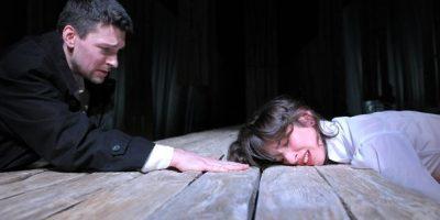Спектакль «Драма на охоте» по произведению А. П. Чехова в Театре «Et Cetera»