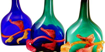 Постоянная выставка «Современное художественное стекло»