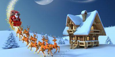 Новогодние программы с участием Деда Мороза и Снегурочки от артели «ДЕД ИВНУЧКА»