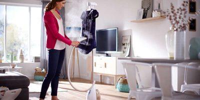 Отпариватели для одежды Garment Steamer в магазине Town Sales со скидкой до 57%