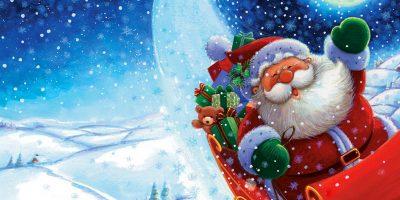 Новогодняя ёлка «Как Бабы Яги одиннадцать раз Новый год встречали»