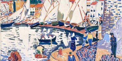 Постоянная экспозиция Галереи искусства стран Европы и Америки XIX–XX веков «Руссо. Дерен»