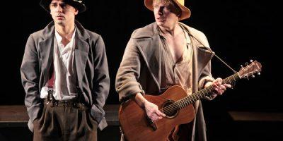 Спектакль «Том Сойер» в постановке театра «Мастерская» (Санкт-Петербург)